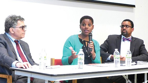 Community conversations highlight policing problems