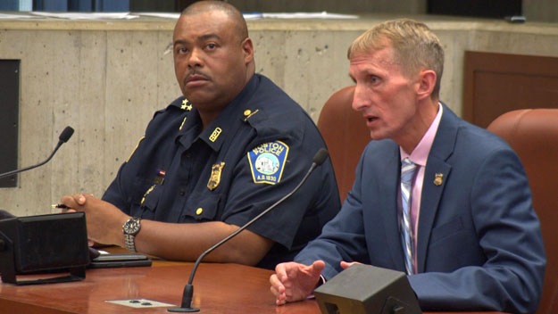 Boston City Council to consider body cameras for police