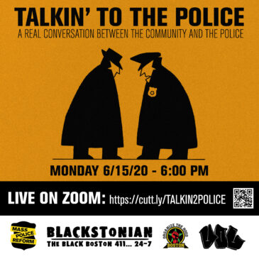 Talkin' to the Police 6/15/20