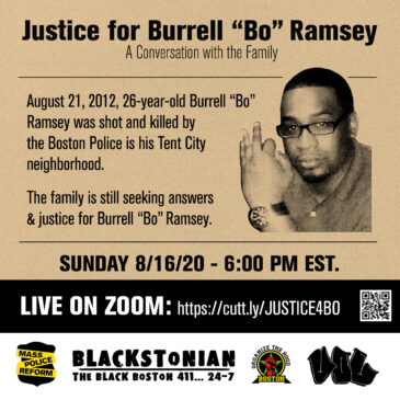 "Justice for Burrell ""Bo"" Ramsey – A Conversation with the Family"