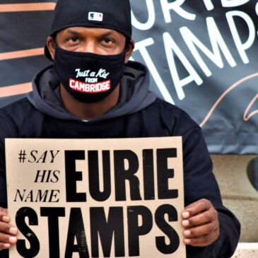 Activists Call For Attorney General To Launch Probe Of 2011 Police Killing Of Eurie Stamps